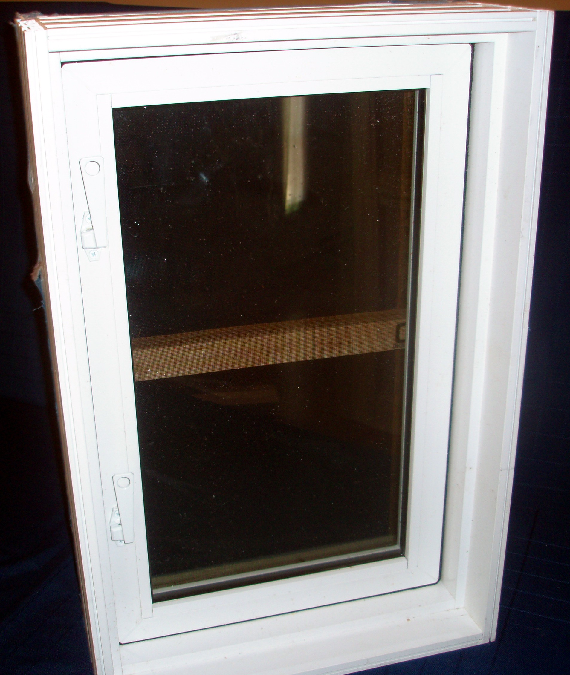 Casement In-Swing Windows At Redi-Exit