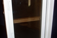 Casement In-Swing Egress Window - Closed