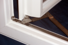 Compact Egress Window – Bottom Hinge