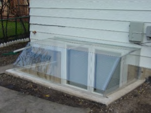 Custom Lexan Well Covers Redi Exit 174 Egress Windows And Wells