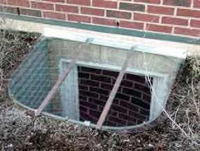 Custom Clip-on Flat Egress Cover