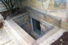 Rectangular Atrium Well Cover