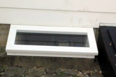 Clip-on Non-Egress Sized Well Cover