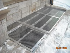 5-foot x 12-foot Custom Sized Aluminum hatch
