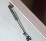 Close-up of Lifter