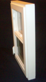 Compact Egress Window Free Standing