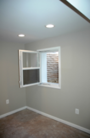 Egress Windows Compact Single Hung In Swing Windows At