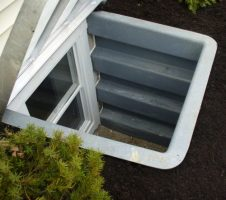 Egress Window Wells & Covers-