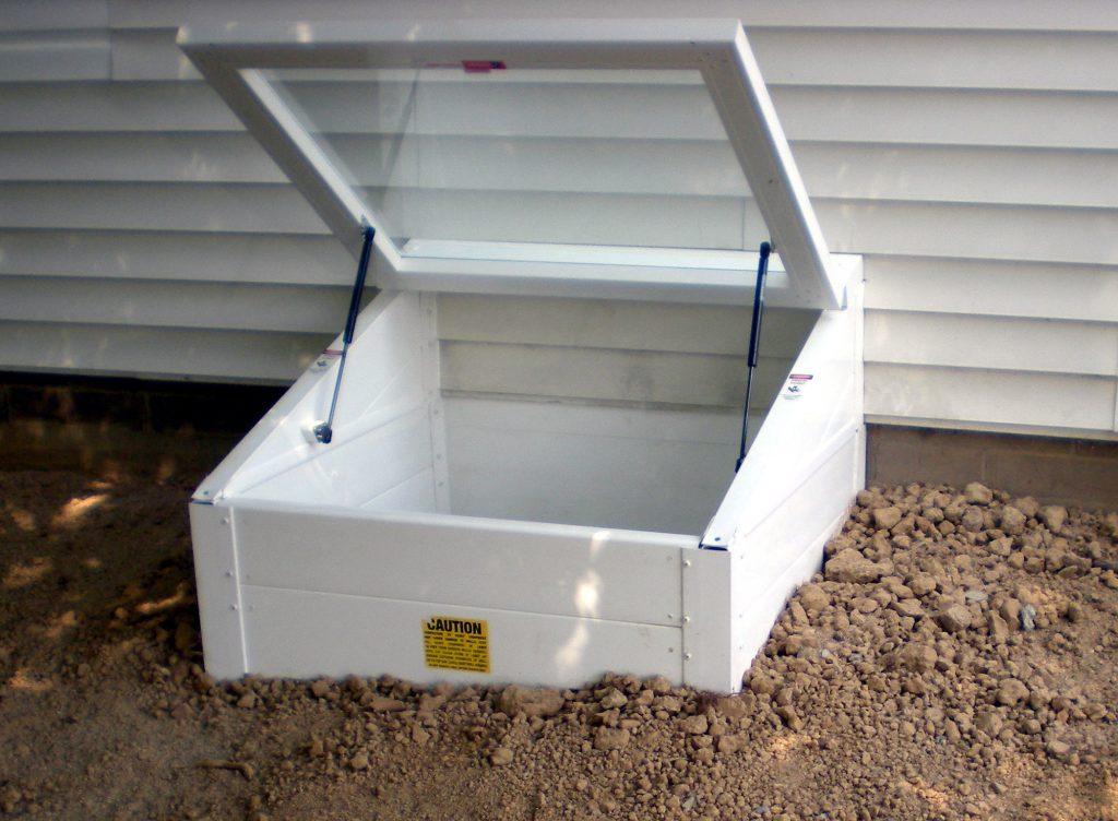 Egress Window Wells Amp Covers