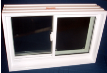 Deluxe Custom Sliding Windows