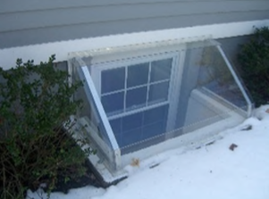 Custom Lexan Well Covers Redi Exit Egress Windows And Wells