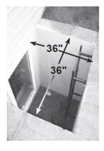 What are Egress Well requirements?