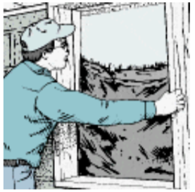 How to install an egress window 6