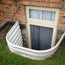 Egress-Window-Well