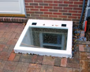 Deluxe Hinged Egress Covers