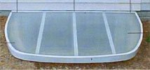 Economy Garden Step Hinged Cover