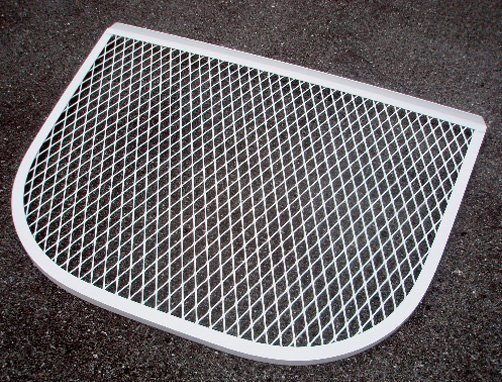 Designer Series Egress Well Grates